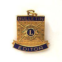Bulletin Editor Charm