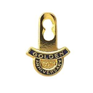 Gold Anniversary Tab