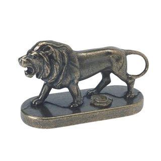 Miniature Lion Desk Weight