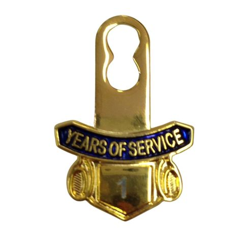 10 Years of Service Tab