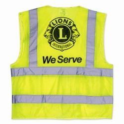 Lions Safety Vest - Large