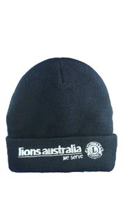 Lions Australia Beanie