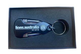 Lions Aust Multi Tool Gift