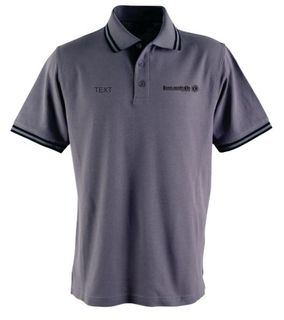 Grey Polo Shirt 2XL