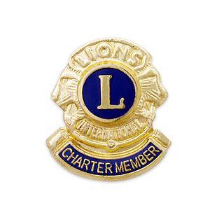 """Charter Member Button 1/2"""""""