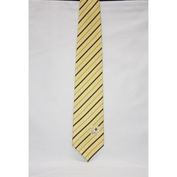 Centennial Silk Tie Yellow