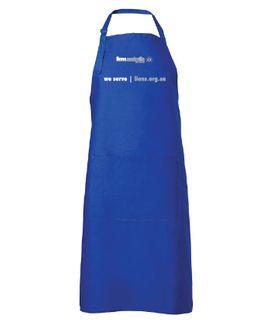 BBQ Bib Apron (pocket) - Long