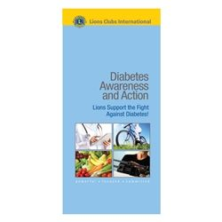 Diabetes Program Brochure 25p