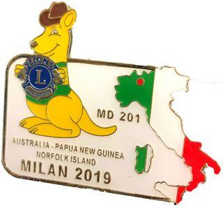 Trading Pin 2019 Milan