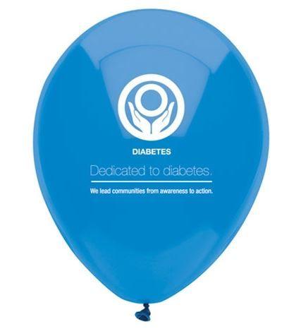 Diabetes Balloons 100pk