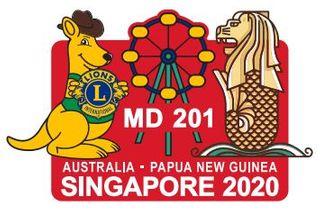 Trading Pin 2020 Singapore