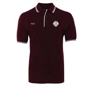 Leo Men's Polo Shirt L