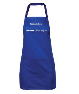 BBQ Bib Apron (pocket) - Short