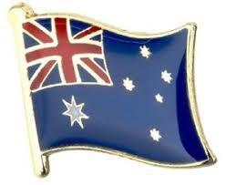 Australian Flag Pin