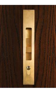HB LOCKING FLUSH BOLT 220X38MM SC