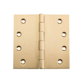 TRADCO HINGE 100X100X3MM FIX PIN SB