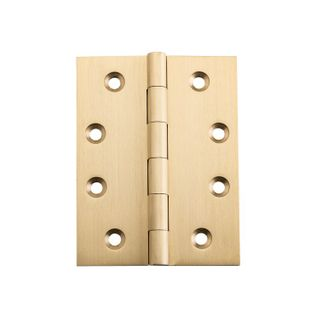 TRADCO HINGE 100X75X3MM FIXED PIN SB