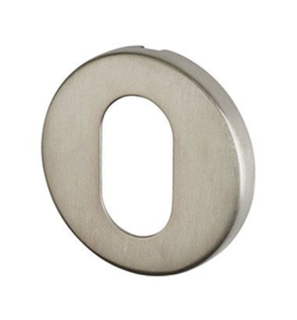 OLIVARI ESCUTCHEON OVAL ROUND IS