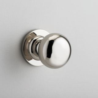 CAMBRIDGE KNOB ON ROSE PN