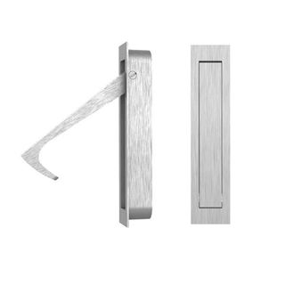 SQUARE - SHAPED EDGE PULL 115X25MM SN