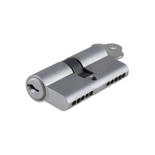 EURO CYLINDER KEY/KEY 5 PIN SC 60MM