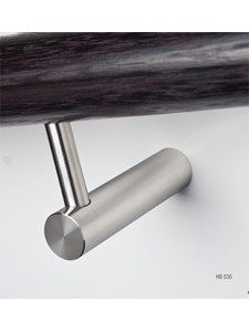 HB STAIR RAIL BRACKET STAINLESS STEEL