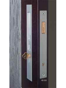 HB KEYED LOCK SLIDING SYSTEM EMB