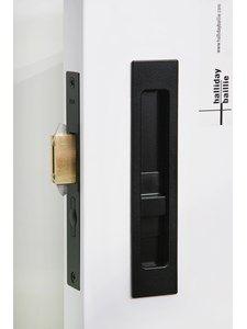 HB SLIDING PRIVACY LOCK ELECTRO BLACK