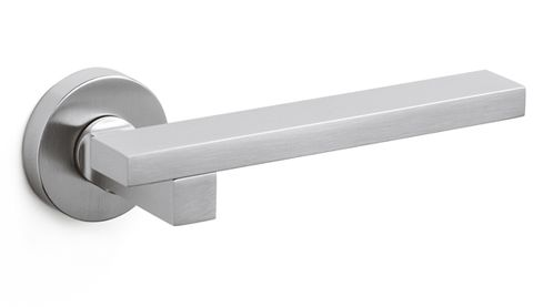 OLIVARI SPACE LEVER SET WITH LATCH SC