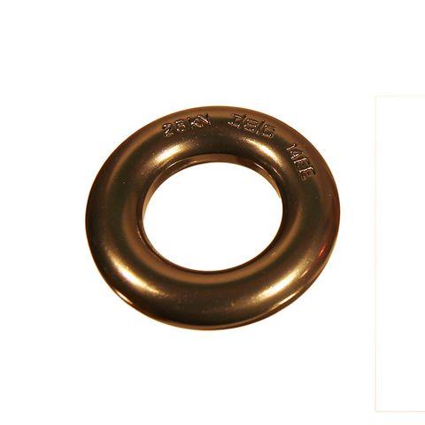 ISC Small Aluminium Ring - Anodised Grey