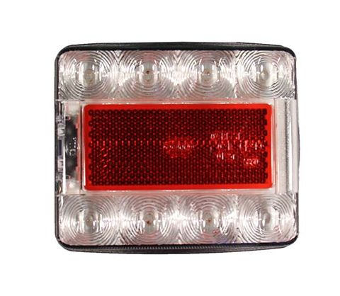 Wood Splitter 12/24v LED tail light (right)