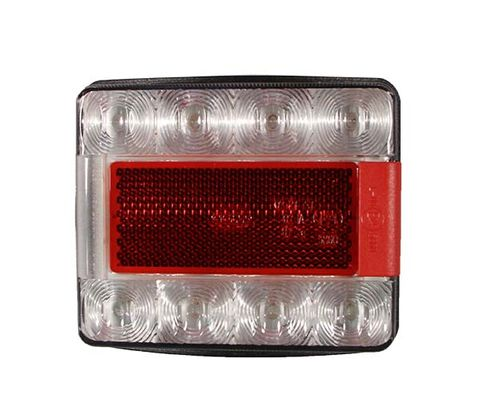 Wood Splitter 12/24v LED tail light (left)