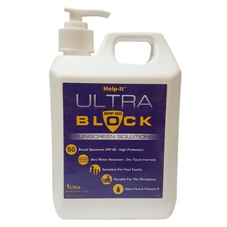 Sunscreen SPF50 Ultra Block  1 litre