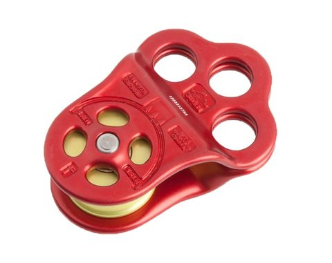 DMM Hitch Climber Pulley - Red