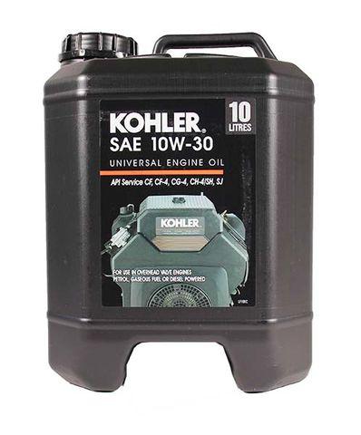 Kohler 10 Litre SAE 10W-30 Oil