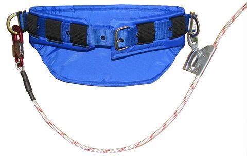 Body Belt / 1.5m Wire Rope Lanyard
