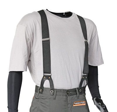 Clogger Braces - Button On