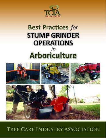 Book: TCIA Best Practices for Stumpgrinder Operations