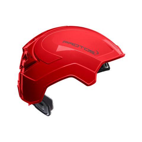 PROTOS® Integral Industry Helmet - Red