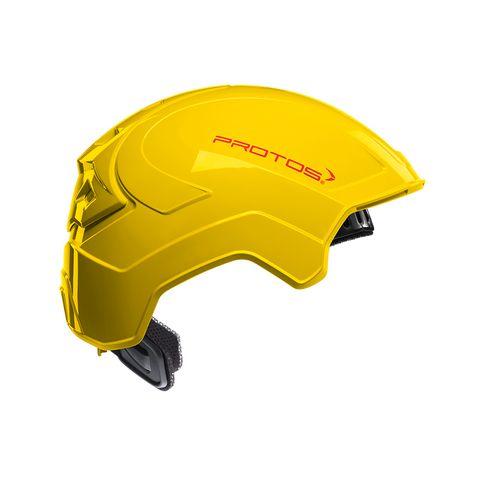PROTOS® Integral Industry Helmet - Yellow