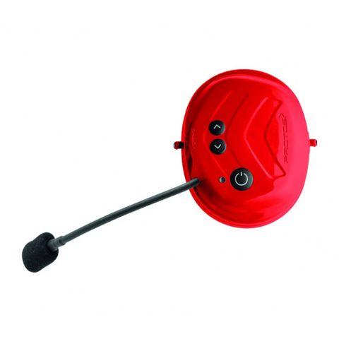 PROTOS® Bluetooth Communication Earmuff (Red)