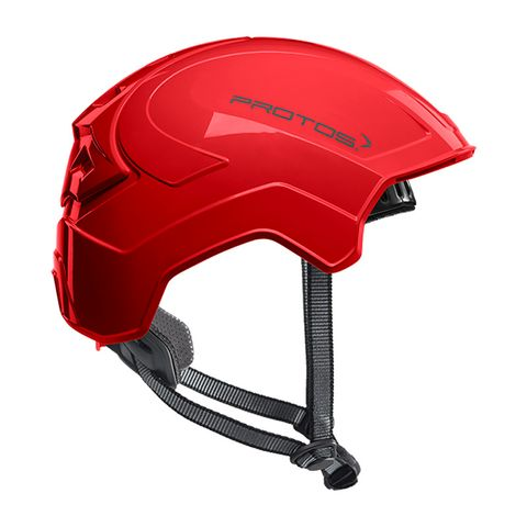 PROTOS® Integral Climber Helmet - Red