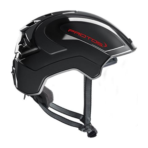 PROTOS® Integral Climber Helmet - Black