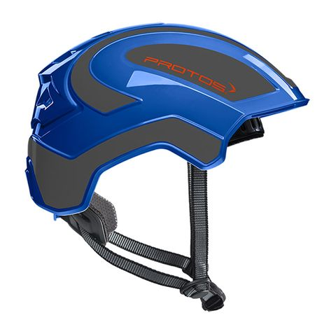 PROTOS® Integral Climber Helmet - Blue/Grey