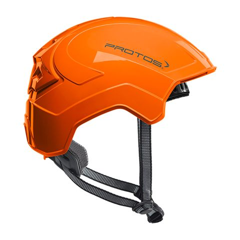 PROTOS® Integral Climber Helmet - Orange
