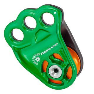 DMM Hitch Climber Eccentric Pulley - Green