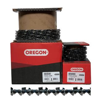 25ft Roll 3/8 x .058 Oregon Chisel Chainsaw Chain