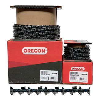 25ft Roll 3/8 x .063 Oregon Chisel Chainsaw Chain