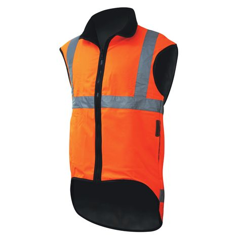Thermal Vest /Reflect Orange