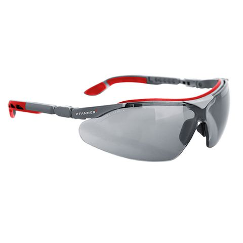 Pfanner Nexus Safety Glasses - Grey